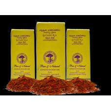 Sandal wood oil from Western Ghats