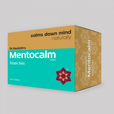 Mentocalm Tablet