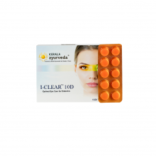 Kerala Ayurveda I-Clear 10D Tablets