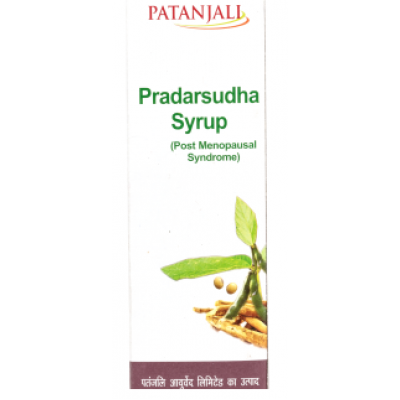 Patanjali PRADARSUDHA SYRUP (FOR POST MENOPAUSAL SYNDROME)
