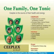 Ajmera Ceeplex Syrup