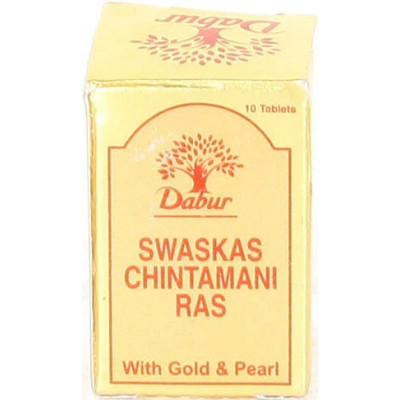 Dabur Chintamani ras ( Gold)