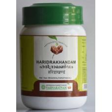 Vaidyaratnam Haridrakhandam