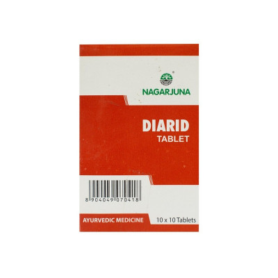 Nagarjuna Herbal Diarid tablets