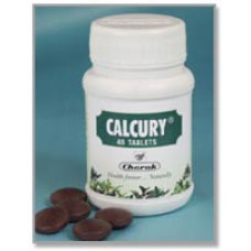 Calcury Tablets..
