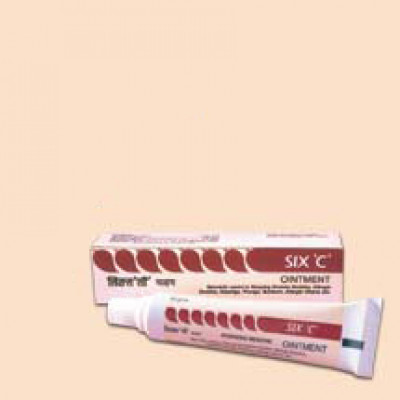 Ban Labs Six-C Ointment