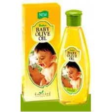 Baby olive oil..