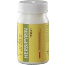Herbipyrin Tablet..