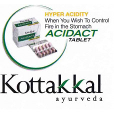 The Arya Vaidyasala Kottakkal Acidact Tablet