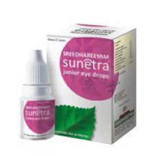 Sreedhareeyam Ayurveda Sunetra Junior Eye drops