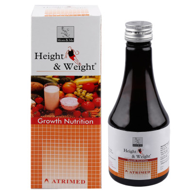 Atrimed Height And Weight Syrup